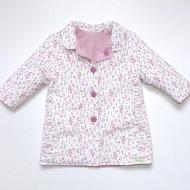 Rose Reversible Coat