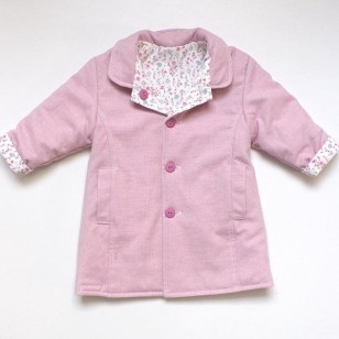 Rose Reversible Coat
