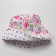 Lilly Summer Reversible Hat