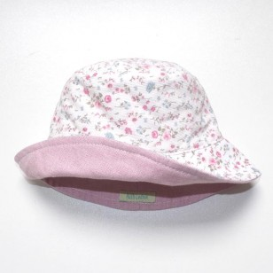 Rose Reversible Hat