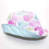 Fish Reversible Sun Hat