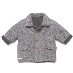 Tweed Reversible Jacket