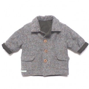 Tweed Reversible Jacket