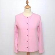 Candy Pink Cardigan