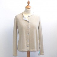 Oatmeal - Ladies Cardigan