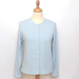 Pale Blue Cardigan
