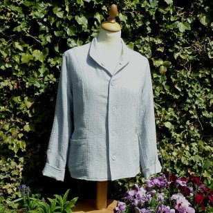 Grey Spot - Ladies Reversible Summer Jacket