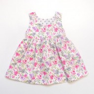 Lilly Summer Reversible Pinafore