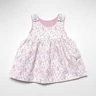 Rose Reversible Pinafore