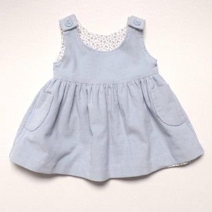 Sprig Reversible Pinafore
