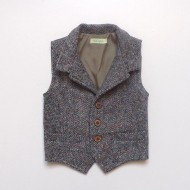 Dandy Tweed Waiscoat