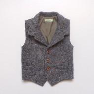 Dandy Tweed Waiscoat