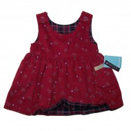 Holly Reversible Pinafore